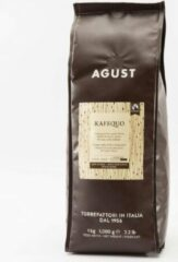 Caffè Agust Caffé Agust Kafequo, fairtrade 3 keer 500g bonen
