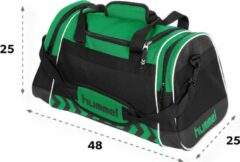 Groene Hummel Sheffield Sporttas Unisex - One Size