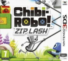 Nintendo Chibi-Robo!, Zip Lash - 2DS + 3DS
