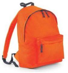 BagBase Backpack Rugzak - 18 l - Oranje