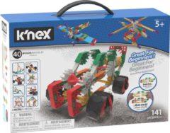 K'NEX Modellenset voor beginners - 40 modellen - Bouwset