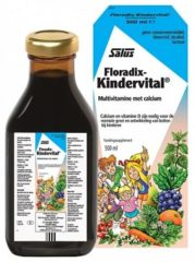 Salus Floradix Kindervital - 500 ml - Multivitamine