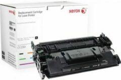 Xerox Zwarte toner cartridge. Gelijk aan HP CF226X. Compatibel met HP LaserJet Pro M402, MFP M427