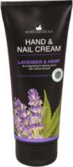 Herbamedicus Handcreme Lavender en Hennep 100 ml