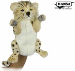 Gele Hansa Creation Cheeta handpop 7503 lxbxh = 19x23x32cm