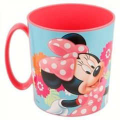 DISNEY TAZZA MINNIE IN PLASTICA ml350 PER MICROONDE ST14504