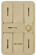 Holt Games Activiteitenspel Hout 30x19.5x3.5cm