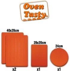 Oranje Merkloos / Sans marque Oven Tasty