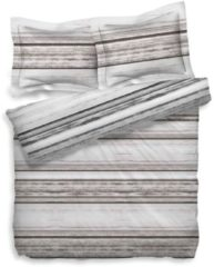 Heckettlane Heckett & Lane Skip - Dekbedovertrek - Lits-jumeaux - 240x200/220 cm + 2 kussenslopen 60x70 cm - Grijs