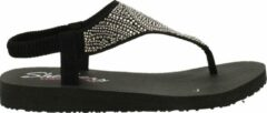 Skechers Sandaal Meditation New Moon - Zwart | 40