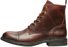 SELECTED Leather - Boots Men Brown