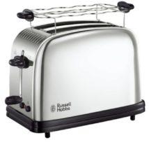 Russell Hobbs Chester Toaster 23310-56, für 2 Scheiben, 1670 Watt, Edelstahl poliert