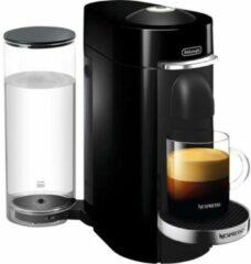 DeLonghi Nespresso Vertuo ENV 155.B Vrijstaand Volledig automatisch Espresso maker 1.7l 1kopjes Zwart koffiezetapparaat