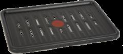 Tefal Grillplatte Gerillt für Grill TS-01021770