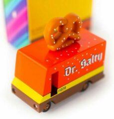 Oranje Candylab Toys Candylab   Pretzel Van