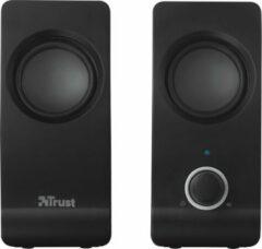 Trust Remo 2.0 PC-luidsprekers Kabelgebonden 16 W Zwart