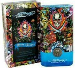 Ed Hardy Heart and Daggers for Men by Christian Audigier - 50 ml - Eau de toilette Heren