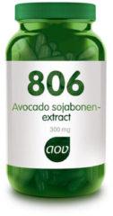 AOV 806 Avocado Sojabonen extract - 60 vegacaps - Kruiden - Voedingssupplementen