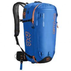 Ortovox - Ascent 30 Avabag Kit - Lawinerugzak maat 30 l blauw
