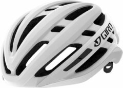 Giro Sporthelm - Unisex - wit/zwart 52,0-55,5 hoofdomtrek