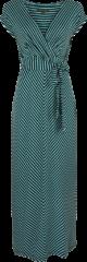 Groene King Louie - Lot Maxi Dress Slim Shady -30%