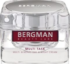 Bergman Beauty Care Multi Task - Day & Night Benefits Cream Gezichtscrème 50 ml