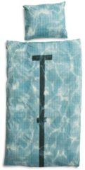Snurk Beddengoed SNURK Pool dekbedovertrek - 1-persoons (140x200/220 cm + 1 sloop)