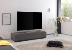 Places of Style TV-Lowboard »Zela« mit 2 Schubladen, Breite 123 cm