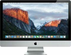 Zilveren Apple Refurbished Apple iMac 27 inch Refurbished - Quad Core i5 3 2 Ghz - 8GB - 1TB HDD - Eind 2015 - A-grade