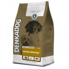 Denkadog Superior Micro-Protein Gevogelte&Vlees 12.5 kg - Hondenvoer
