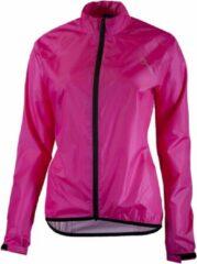 Rogelli Rainwear Fietsjack Dames - Roze - Maat M