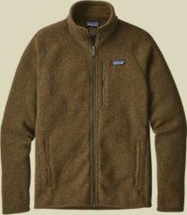 Patagonia Better Sweater Jacket Men Herren Fleecejacke Größe S sediment