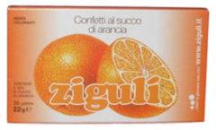 Ziguli Zigulì Arancia 36 Caramelle