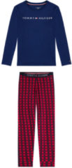 Blauwe Tommy Hilfiger pyjama