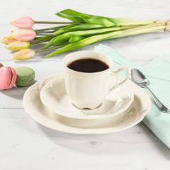 Seltmann Weiden Kaffeeservice 18-teilig ´´Rubin Cream´´