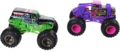 SPINMASTER Monster Jam Die Cast Trucks 2 Pack 1:64 K5 (3414943)