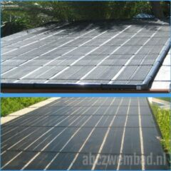 Solar4pool 4m2 solar 1.66m x 2.40m zwembadverwarming