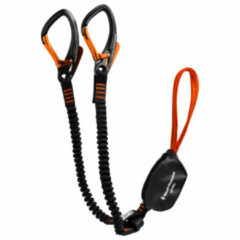 Black Diamond - Easy Rider Via Ferrata Set - Klettersteigset dark slate