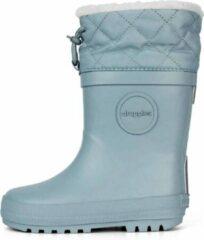 Druppies Regenlaarzen Gevoerd - Winter Boot - Lichtblauw - Maat 33