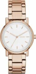 Goudkleurige DKNY Horloge Soho NY2344