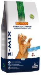 6x Biofood Kattenvoer 3 Mix 2 kg