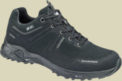 Mammut Ultimate Pro Low GTX Women Wanderhalbschuhe Damen Größe UK 5 black-black