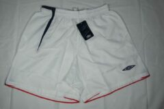Replay Umbro vrouwen short wit m