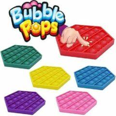 De Fidget toys pop it neemt alle stress weg en brengt je tot rust.<br /> Ervaar