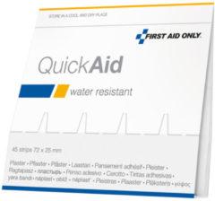 Westcott Pleisters refill First Aid Only 45 stuks voor AC-P44001 waterproof