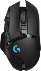 Logitech G502 LIGHTSPEED - Draadloze Gaming Muis met 25K DPI - Zwart