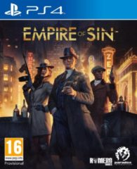 Paradox Empire of Sin - Day One Edition - PS4
