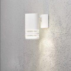Konstsmide Modena Big 7515-250 Buitenlamp (wand) Energielabel: Afhankelijk van de lamp Halogeen GU10 35 W Wit