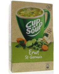 Cup a Soup Cup-a-Soup erwten (St. Germain), pak van 21 zakjes