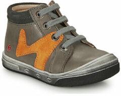 Grijze Hoge Sneakers GBB OLINOU